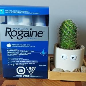 NEW 🦥💕 Rogaine Mens Hair Regrowth Foam